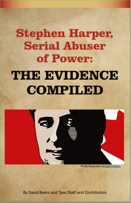 Stephen Harper abuse of power
